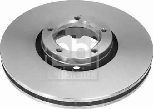 Febi Bilstein 05646 - Bremžu diski interparts.lv