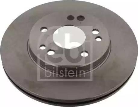 Febi Bilstein 05230 - Bremžu diski interparts.lv
