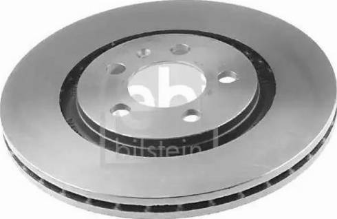 Febi Bilstein 06548 - Bremžu diski interparts.lv