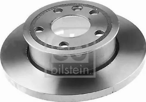 Febi Bilstein 06547 - Bremžu diski interparts.lv