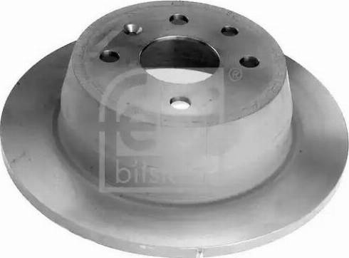 Febi Bilstein 06260 - Bremžu diski interparts.lv