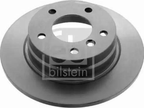 Febi Bilstein 01725 - Bremžu diski interparts.lv
