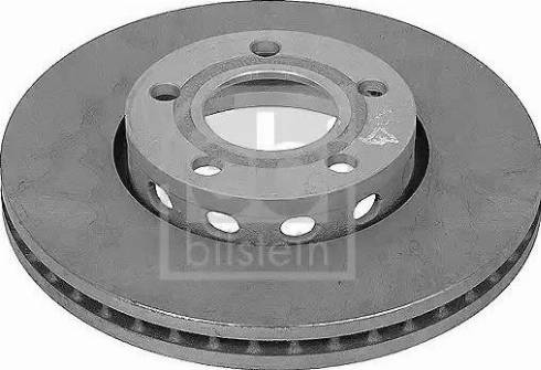 Febi Bilstein 08458 - Bremžu diski interparts.lv