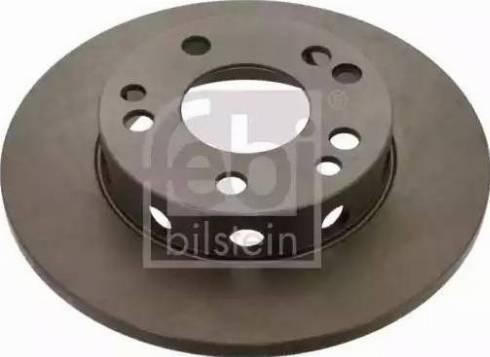 Febi Bilstein 08543 - Bremžu diski interparts.lv