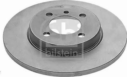 Febi Bilstein 08559 - Bremžu diski interparts.lv
