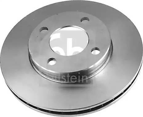 Febi Bilstein 08554 - Bremžu diski interparts.lv