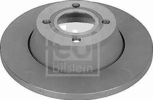 Febi Bilstein 08553 - Bremžu diski interparts.lv