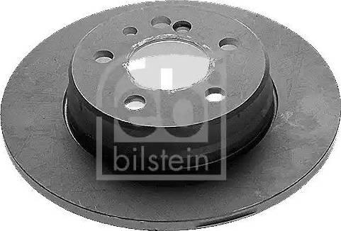 Febi Bilstein 08131 - Bremžu diski interparts.lv
