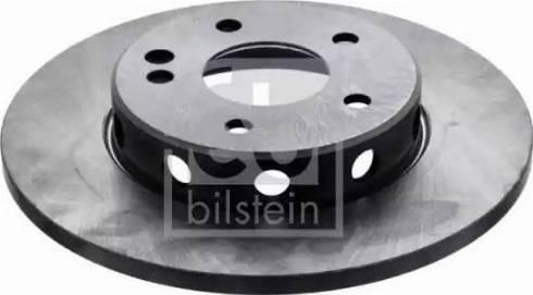 Febi Bilstein 08133 - Bremžu diski interparts.lv