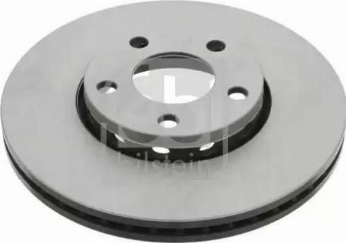 Febi Bilstein 08352 - Bremžu diski interparts.lv