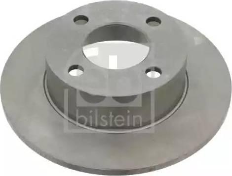 Febi Bilstein 02908 - Bremžu diski interparts.lv