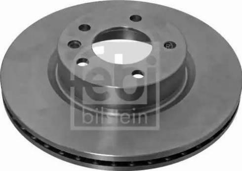 Febi Bilstein 02494 - Bremžu diski interparts.lv
