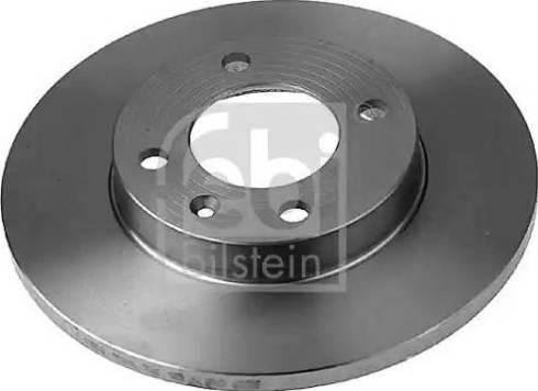 Febi Bilstein 02121 - Bremžu diski interparts.lv