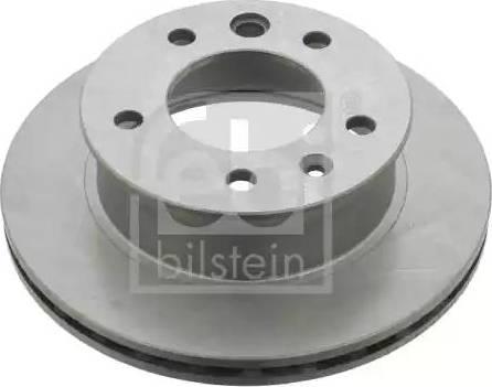 Febi Bilstein 07517 - Bremžu diski interparts.lv