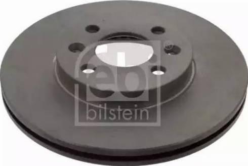 Febi Bilstein 19925 - Bremžu diski interparts.lv