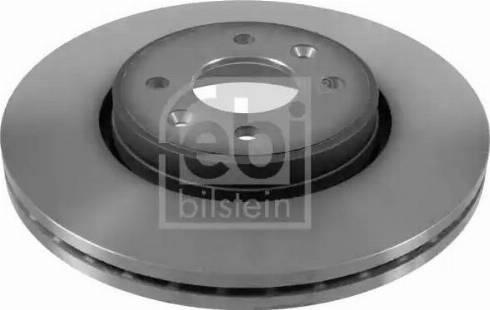 Febi Bilstein 19923 - Bremžu diski interparts.lv