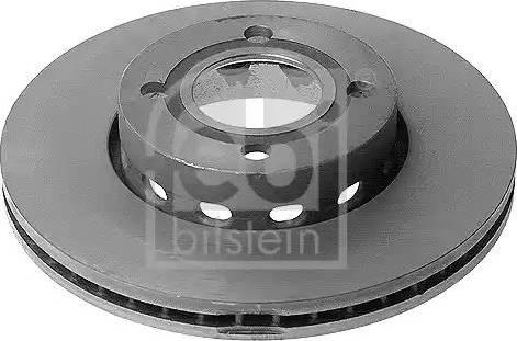 Febi Bilstein 10914 - Bremžu diski interparts.lv