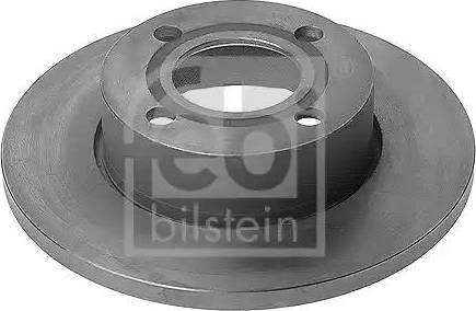 Febi Bilstein 10915 - Bremžu diski interparts.lv