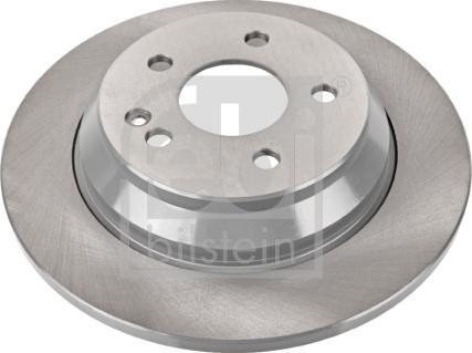 Febi Bilstein 104951 - Bremžu diski interparts.lv