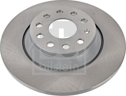 Febi Bilstein 104496 - Bremžu diski interparts.lv