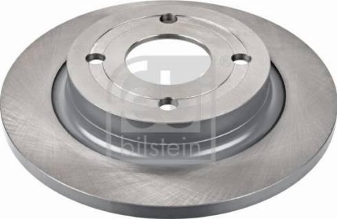 Febi Bilstein 105850 - Bremžu diski interparts.lv