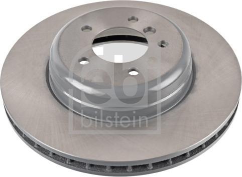 Febi Bilstein 105719 - Bremžu diski interparts.lv