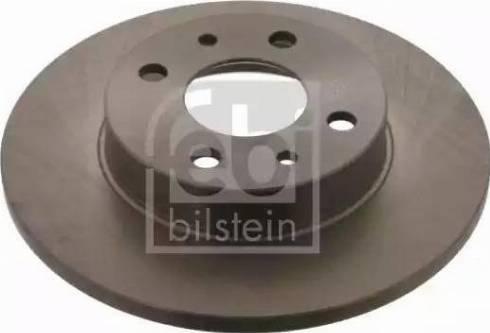 Febi Bilstein 10619 - Bremžu diski interparts.lv
