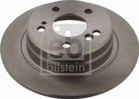 Febi Bilstein 10685 - Bremžu diski interparts.lv