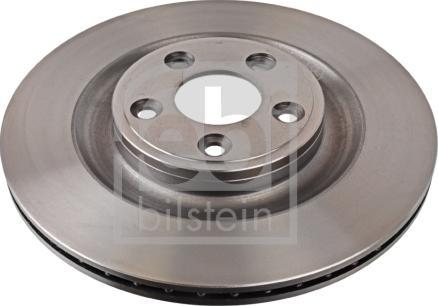 Febi Bilstein 106299 - Bremžu diski interparts.lv