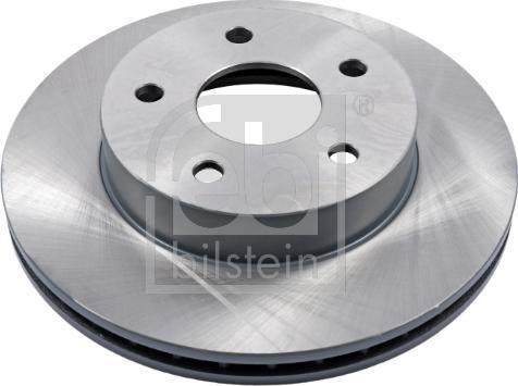 Febi Bilstein 108499 - Bremžu diski interparts.lv