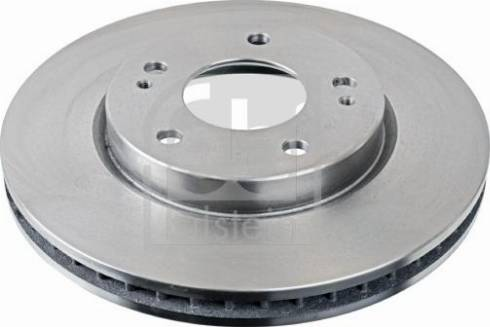 Febi Bilstein 108460 - Bremžu diski interparts.lv