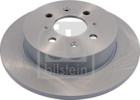 Febi Bilstein 108418 - Bremžu diski interparts.lv