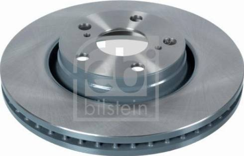 Febi Bilstein 108413 - Bremžu diski interparts.lv