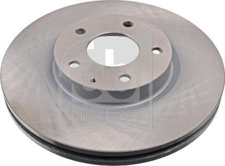 Febi Bilstein 108417 - Bremžu diski interparts.lv