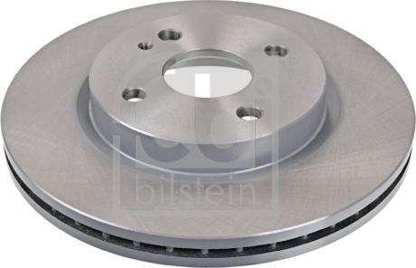 Febi Bilstein 108431 - Bremžu diski interparts.lv
