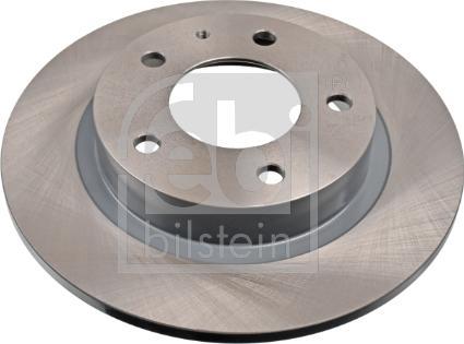 Febi Bilstein 108433 - Bremžu diski interparts.lv