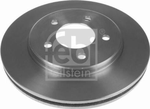 Febi Bilstein 108476 - Bremžu diski interparts.lv