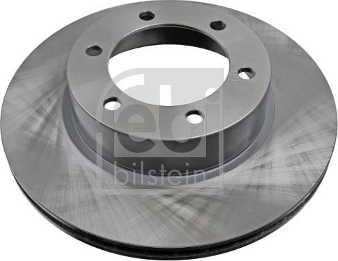 Febi Bilstein 108471 - Bremžu diski interparts.lv