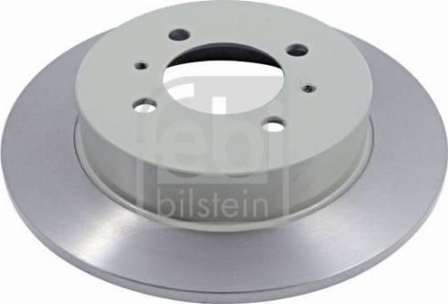 Febi Bilstein 108596 - Bremžu diski interparts.lv