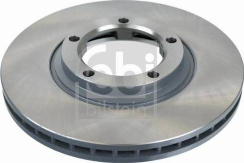 Febi Bilstein 108592 - Bremžu diski interparts.lv
