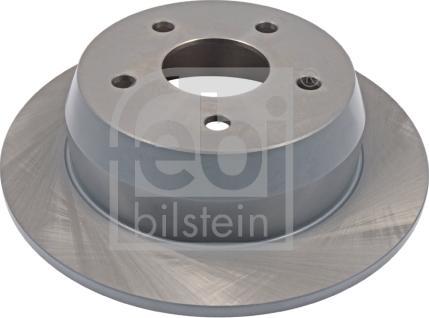 Febi Bilstein 108501 - Bremžu diski interparts.lv