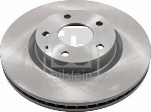 Febi Bilstein 108514 - Bremžu diski interparts.lv
