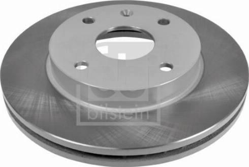 Febi Bilstein 108533 - Bremžu diski interparts.lv