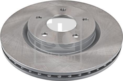 Febi Bilstein 108396 - Bremžu diski interparts.lv