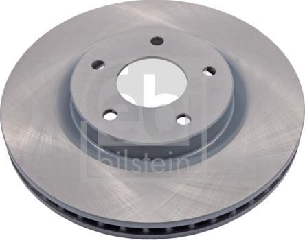 Febi Bilstein 108381 - Bremžu diski interparts.lv