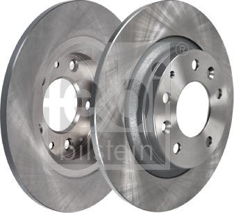 Febi Bilstein 108379 - Bremžu diski interparts.lv