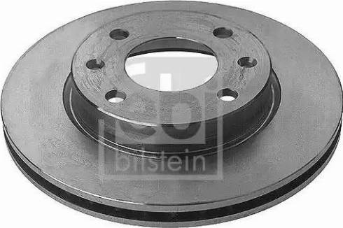 Febi Bilstein 10315 - Bremžu diski interparts.lv