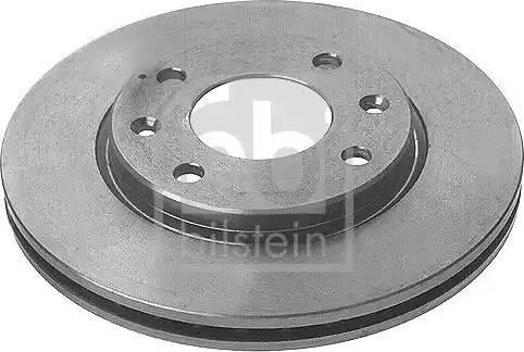 Febi Bilstein 10316 - Bremžu diski interparts.lv