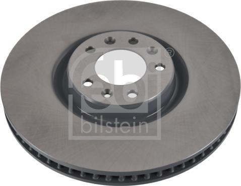 Febi Bilstein 107717 - Bremžu diski interparts.lv