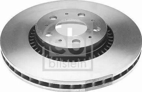 Febi Bilstein 18050 - Bremžu diski interparts.lv